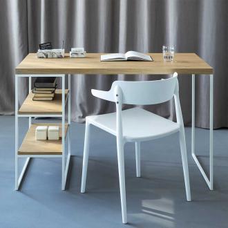 Письмовий стіл з поличками 2