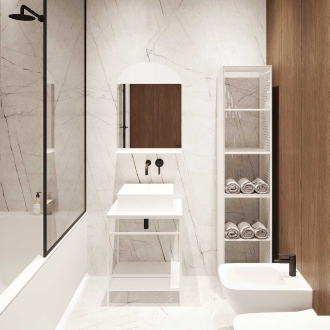 Тумба для ванной 2
