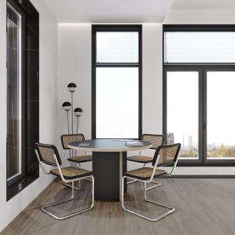 Круглый переговорный стол 2