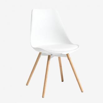 Стул Simple white