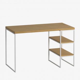 Письмовий стіл з поличками